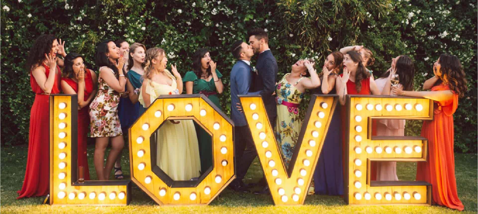 reportaje de boda gay