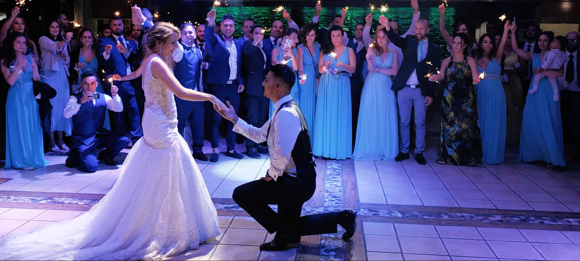 reportaje video de boda